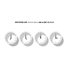 [중고] 김형준 / 3rd mini album AM to PM 7-5-11-3 (3rd Mini Album/2CD/Digipack)