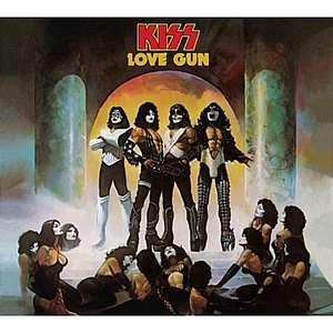 [중고] Kiss / Love Gun (Deluxe Edition/2CD/Digipack)