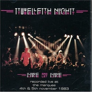 [중고] Twelfth Night / Live And Let Live (srmc4011)