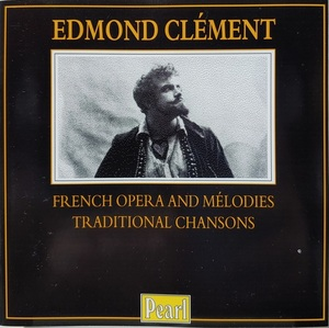 [중고] Edmond Clement / French Opera and Mèlodies; Traditional Chansons (수입/gemmcd9161)