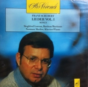 [중고] Norman Shetler, Siefried / Schubert : Lieder Vol.I (수입/2100190)