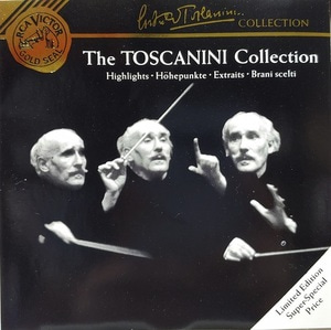 [중고] Arturo Toscanini / The Toscanini Collection (수입/603402rv)