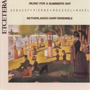 [중고] Netherlands Harp Ensemble / Music for a Summer's Day (수입/ktc1021)