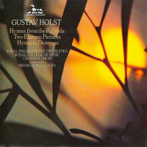 [중고] Gustav Holst / Hymns From The Rig Veda (수입/dkpcd9046)
