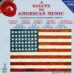 [중고] Richard Tucker / Salute to American Music (수입/2CD/09026615082)