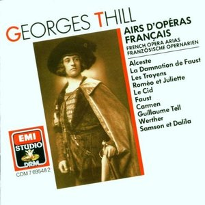 [중고] Eugene Bigot / Georges Thill Sings French Opera Arias (수입/cdm7695482)