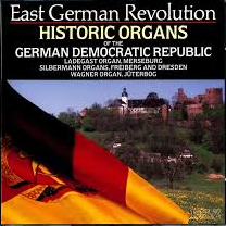 [중고] V.A. / East German Revolution - Historic Organs of the German Democratic Republic (수입/홍보용/4420812)