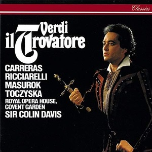[중고] Colin Davis / Verdi : Il Trovatore - Highlights (수입/4114472)