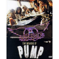 [DVD] Aerosmith / The Making Of Pump (수입/미개봉)