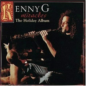 [중고] Kenny G / Miracles, The Holiday Album (이미지확인)