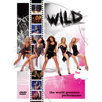 [중고] [DVD] Wild / The World Premiere Performance (홍보용)