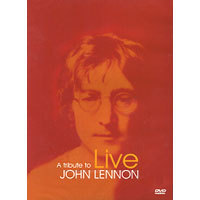 [중고] [DVD] V.A. / A Tribute To John Lennon Live (일반케이스)