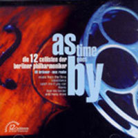 12 Cellists Of The Berlin Philharmonic / As Time Goes By (미개봉/ekcd0618)
