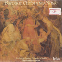 Alun Francis / Baroque Christmas Music (수입/미개봉/cdh88028)