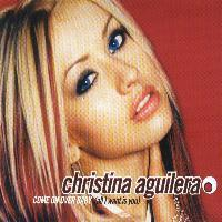 [중고] Christina Aguilera / Come On Over Baby (Single)
