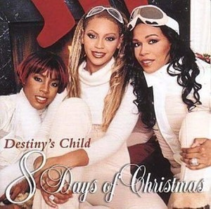 Destiny's Child / 8 Days Of Christmas (미개봉)
