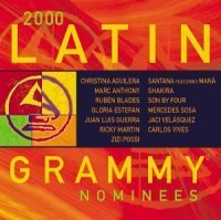 [중고] V.A. / 2000 Latin Grammy Nominees