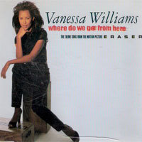 [중고] Vanessa Williams / Where Do We Go From Here (Single)