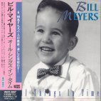 Bill Meyers / All Things In Time (일본수입/미개봉)