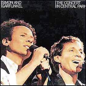 [중고] Simon & Garfunkel / The Concert In Central Park (수입)