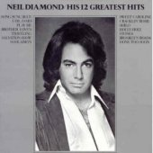 [중고] Neil Diamond / His 12 Greatest Hits (수입)