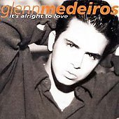 [중고] Glenn Medeiros / It's Alright To Love