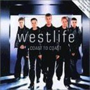[중고] Westlife / Coast To Coast (16track)