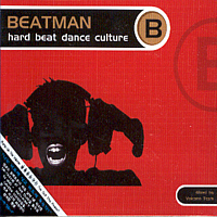 [중고] V.A. / Beatman - Hard Beat Dace Culture (스티커부착)