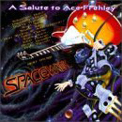 [중고] V.A. / Spacewalk...A Salute To Ace Frehley