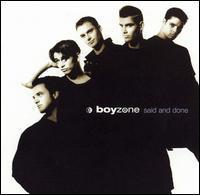 [중고] Boyzone / Said And Done