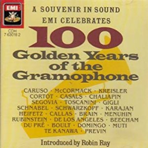 [중고] V.A. / 100 Golden Years of the Gramophone (수입/cdh7630182)