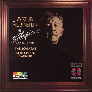 [중고] Artur Rubinstein / The Chopin Collection - The Sonatas (수입/56162rc)