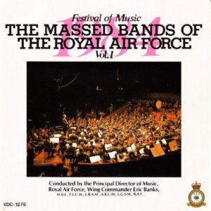 V.A. / Festival of Music - The Massed Bands Of The Royal Air Force Vol.1 (일본수입/미개봉/vdc1276)