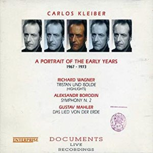 [중고] Carlos Kleiber / A Portrait of the Early Years 1967-1973 (2CD/수입/lv90506)