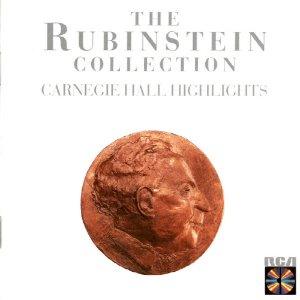[중고] Artur Rubinstein / The Rubinstein Collection - Carnegie Hall Highlights (수입/56702rc)