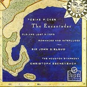 [중고] Christoph Eschenbach / Tobias Picker : The Ecnantadas, Romances & Interludes (수입/vc7911622)