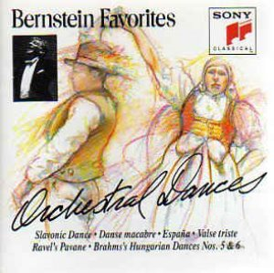 [중고] The New York Philharmonic Orchestra / Bernstein Favorites: Orchestral Dances (수입/sfk46707)