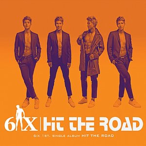 [중고] 식스(6IX) / Hit The Road (Single/Digipack)