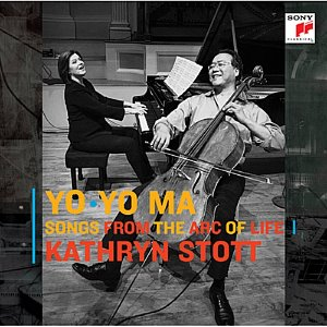 [중고] Yo-Yo Ma & Kathryn Stott / Songs From The Arc Of Life (s80165c)