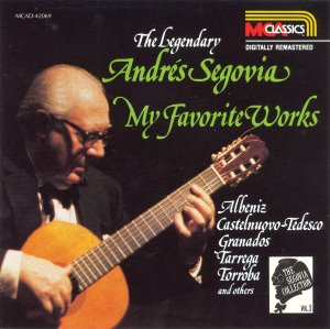 [중고] Andres Segovia / The Segovia Collection Vol. 3 (수입/mcad42069)