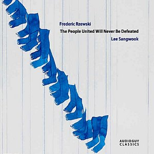 [중고] 이상욱 (Lee Sangwook) / The People United Will Never Be Defeated (agcd0056)