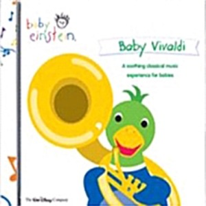 [중고] The Baby Einstein Music Box Orchestra / Baby Einstein : Baby Vivaldi (ekpd1356)