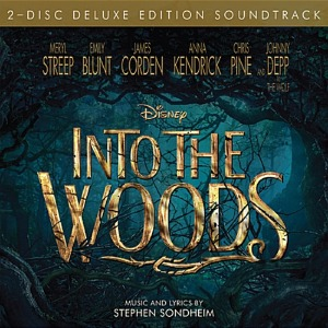 [중고] O.S.T. / Into The Woods - 숲속으로 (Deluxe Edition/2CD)