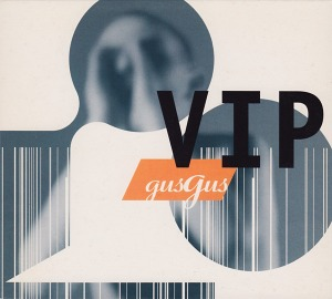[중고] Gusgus / VIP (수입/Single/Digipack)