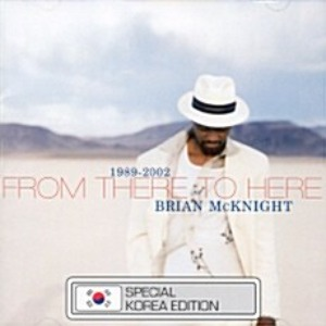 [중고] Brian Mcknight / From There To Here : 1989-2002 (Local Edition)