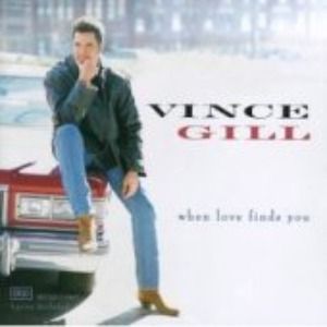 [중고] Vince Gill / When Love Finds You (수입)