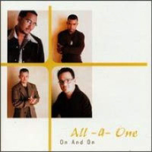 [중고] All-4-One / On And On