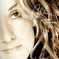 [중고] Celine Dion / All The Way.....A Decade Of Song