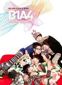 [중고] 비원에이포 (B1A4) / It B1A4 (2nd Special Mini Album) (싸인)