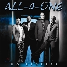 [중고] All-4-One / No Regrets